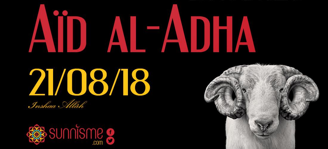 Aid Al-Adha 2018