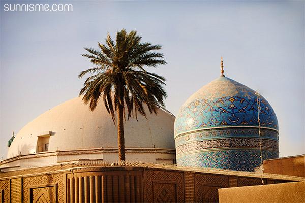 La rencontre d'Ibn al-Jawzi et d'Abdal Qadir al-Jilani